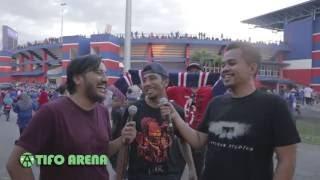 MACAM PEGI BIRTHDAY PARTY :P  | Liga Super 2016 | JDT v T Team | #AkuTurunStadium