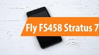 Розпакування літати FS458 Стратус 7 / розпакування літати FS458 Стратус 7