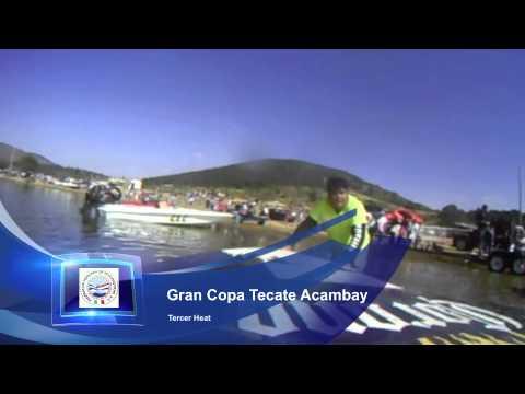 Gran Copa Tecate Acambay, SUPERLANCHAS - Uriel Aleman