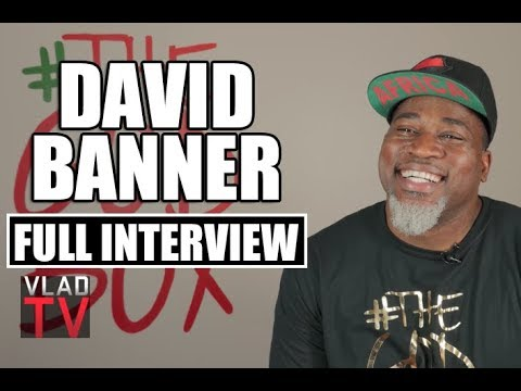 David Banner on White Supremacy, Illuminati, The God Box (Full Interview)