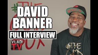 Gambar cover David Banner on White Supremacy, Illuminati, The God Box (Full Interview)