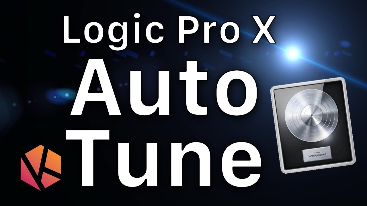 logic pro x autotune tutorial