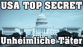 USA TOP SECRET ~ Unheimliche Täter [N24] Dokumentation