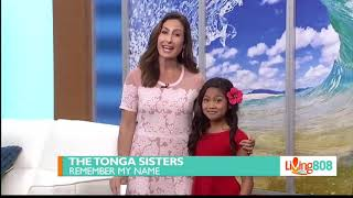 The Tonga Sisters on Living 808