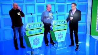 The Price is Right - Showcase Results - 3/26/2014