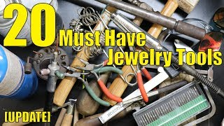 20 Must Have Jewelry Tools [Update]