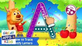 ABC Kids: Tracing & Phonics | Free Learning ABC App for Toddlers