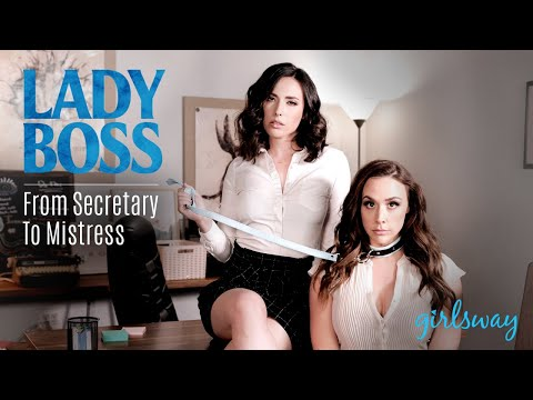 GIRLSWAY | Lady Boss: From Secretary To Mistress Trailer | Adult Time