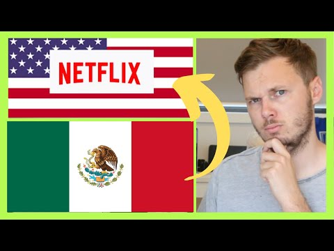 How To Watch US Netflix In MEXICO! 🔥 [SOLVED]