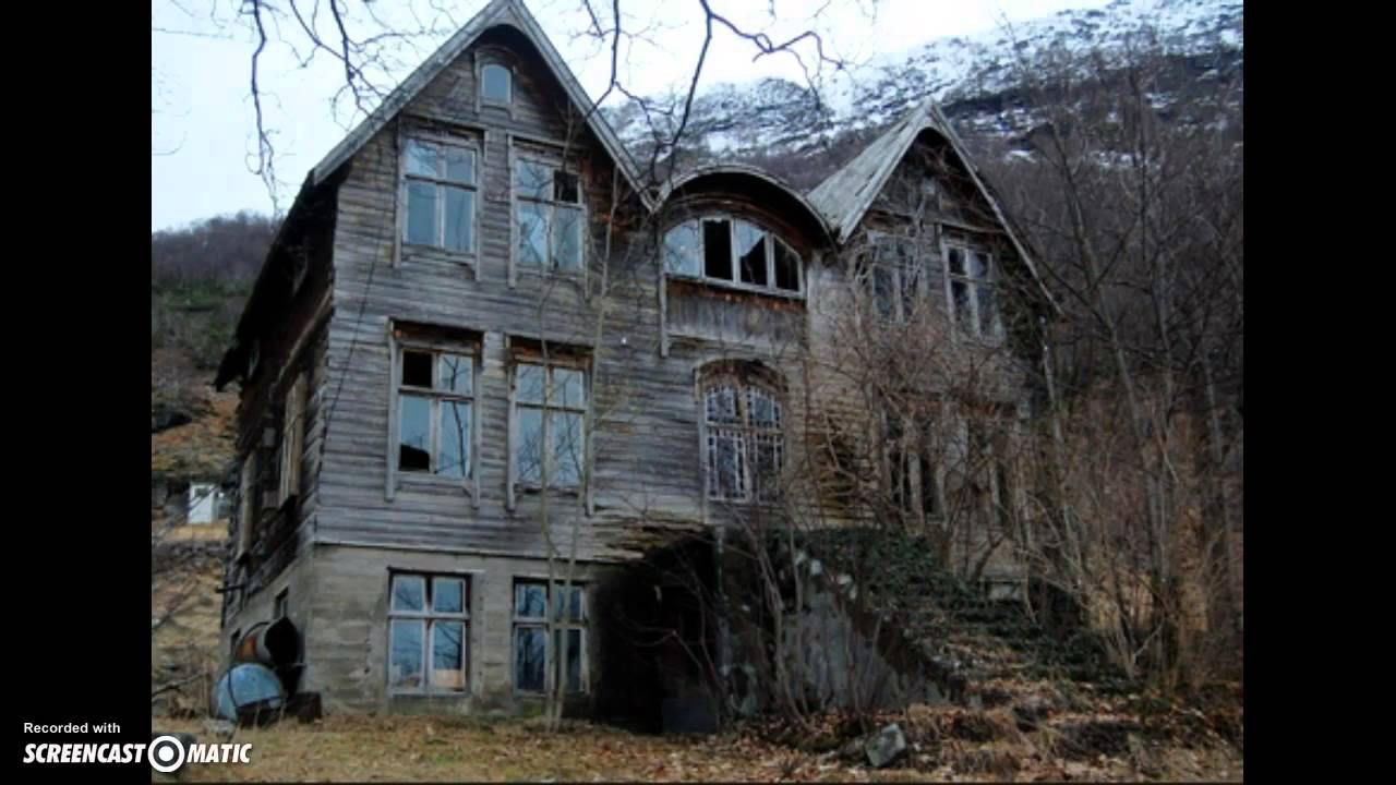 Historias de terror la casa abandonada y a las 8 youtube for La casa mas grande del mundo