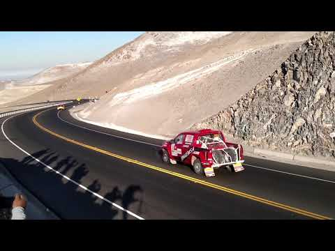 Rally Caminos del Inca 2018, 5ta etapa Arequipa - Lima