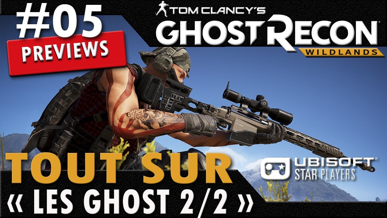 Ghost recon wildlands gameplay fr pc ps4 xbox tout sur les ghost 2 2 youtube - Weaver ghost recon ...