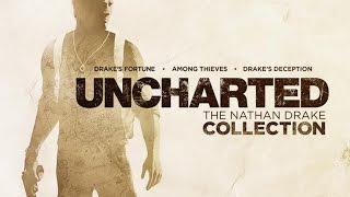 Uncharted: The Nathan Drake Collection - These Walls Can