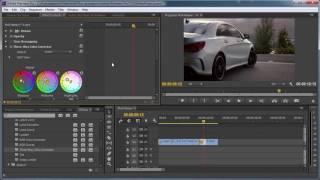 Урок Adobe Premiere Pro-эффекты для видео