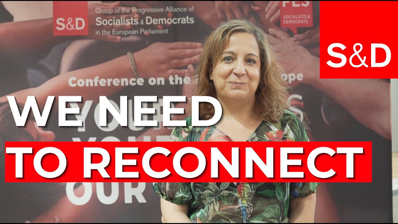 IRATXE GARCIA ON THE FIRST CONCLUSIONS OF THE CONFERENCE ON THE FUTURE OF EUROPE