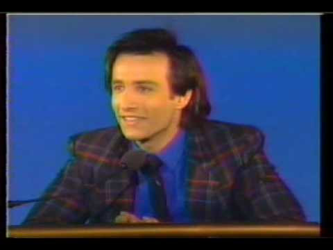 Bronson Pinchot on Hollywood Squares  compilation 2