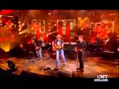 Jason Aldean & Bryan Adams TV Clips Followed By LIVE Footage Of Each Song