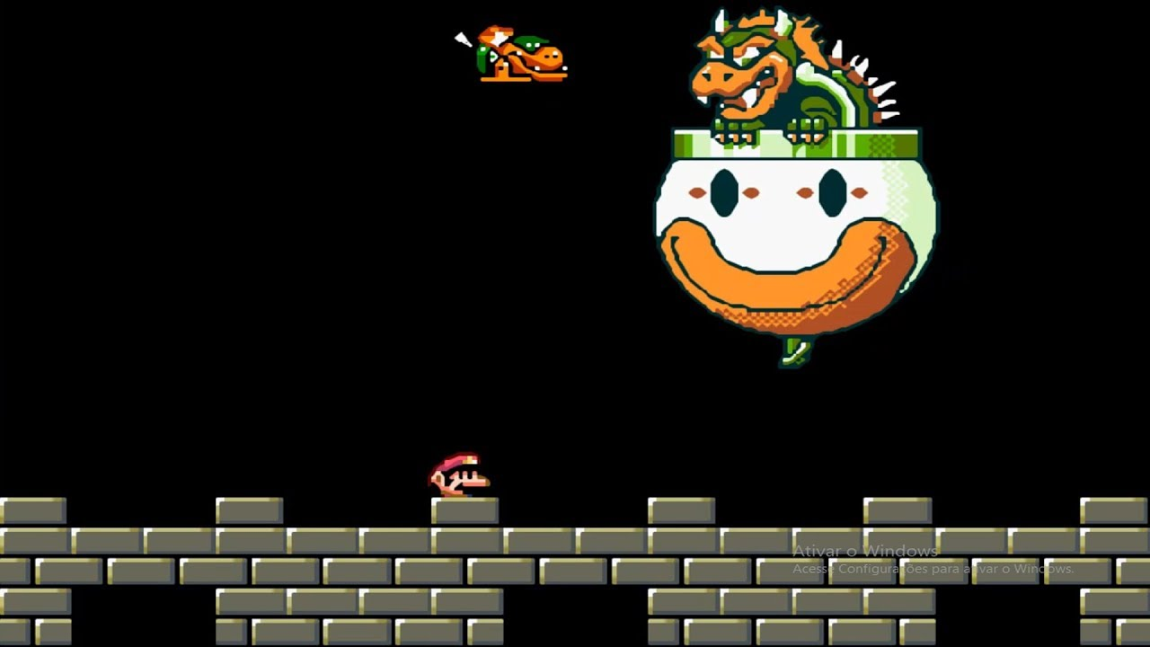 How to beat Bowser | Super Mario World