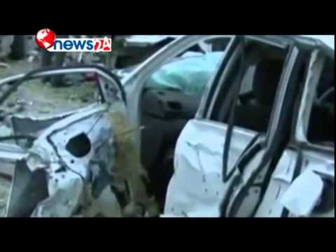 EARTH STATION (2072/04/13)- NEWS24 TV