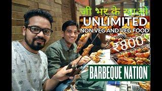 unlimited food in delhi