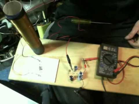 RADIANT ENERGY CIRCUIT!