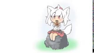 Cute Furry Girl barks