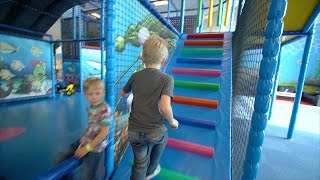 Playground Time Track (indoor play fun for kids)