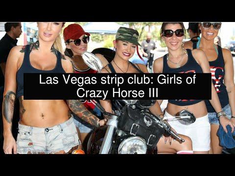 Las Vegas Strip Club: Girls Of Crazy Horse III