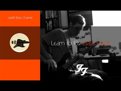 LEARN TO FLY Tab - Foo Fighters | E-Chords
