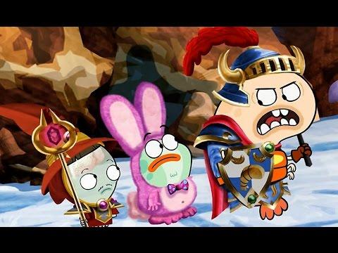 Кролики атакуют мультфильм