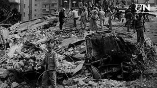 50 años del terremoto de Caracas