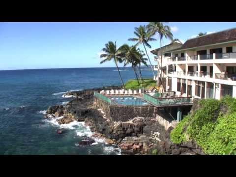 Spectacular Kauai Direct Oceanfront Vacation Rental at Poipu Shores Resort