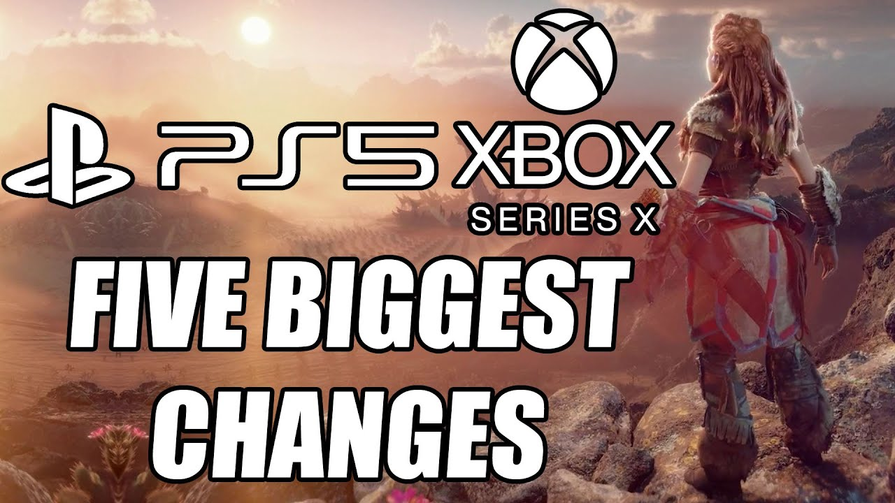 PS5 And Xbox Series X - Five BIGGEST Changes That Weren't Possible Before - GamingBolt