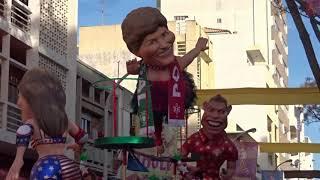 Carnaval LOULE 2019 Circo Selfie