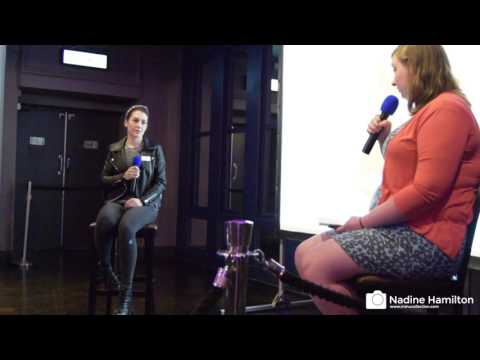 Rebecca From Laika Network Interviews Hannah Trigwell