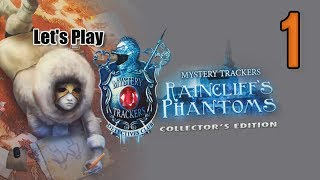 Mystery Trackers 6: Raincliff's Phantoms CE [01] w/YourGibs - ARRIVE AT RAINCLIFF - OPENING - Part 1