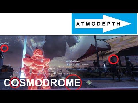 EPIC Destiny2 Beyond Light Cosmodrome Forsaken Video - MYSTORY Nr34
