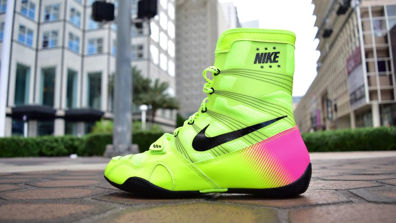 c2a1e3e7e8de Nike Boxing   Wrestling Shoes available at MSM Fight Shop Miami ...