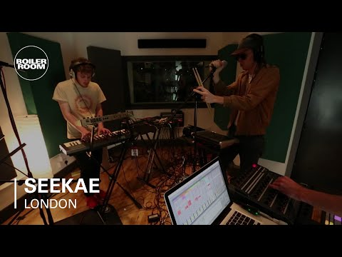 Seekae Boiler Room London Live Set