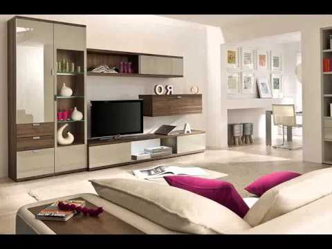Living room ideas no fireplace home design 2015 youtube for Modern living room design ideas 2015