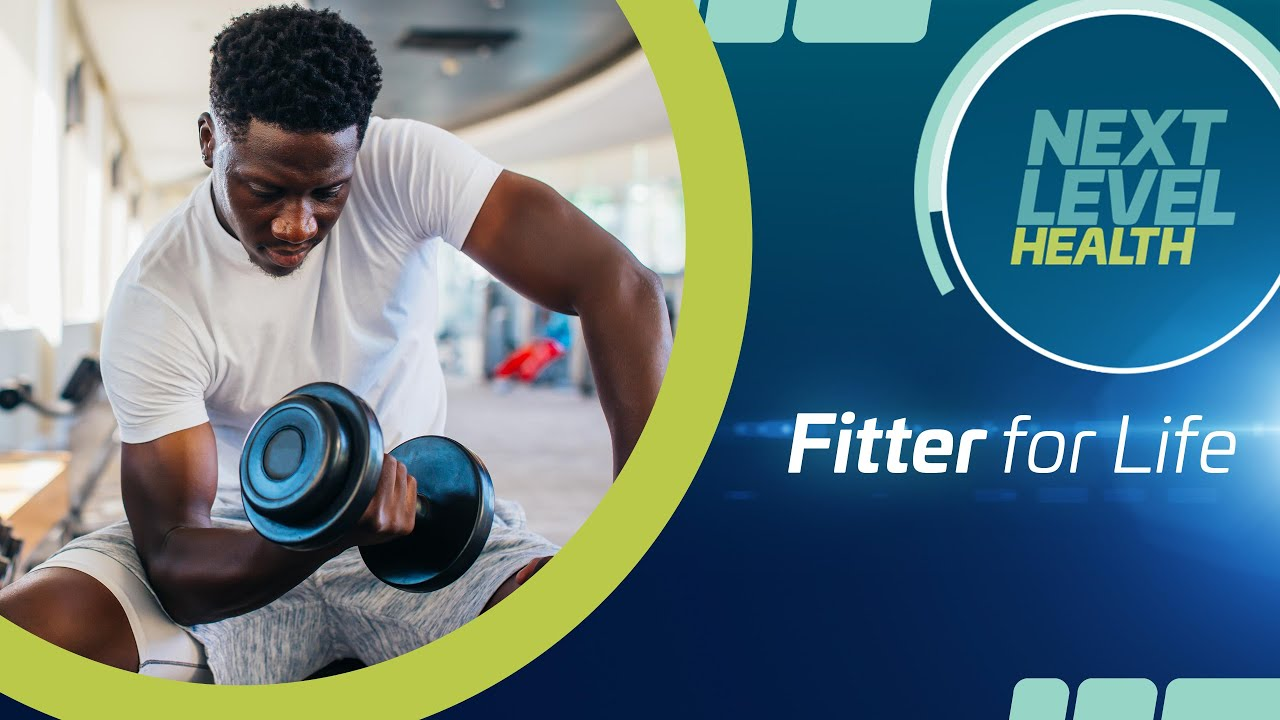 Next Level Health - Fitter for Life