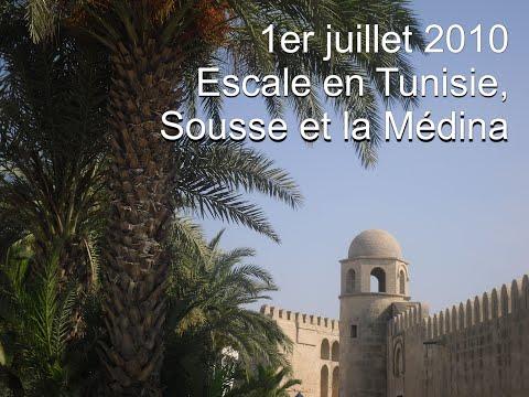 Sousse et la Medina (Tunisie)