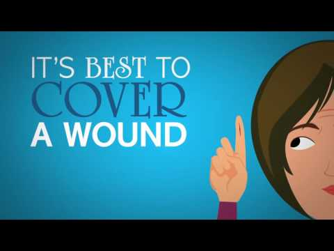 BAND-AID® Brand Myth: It's best to let a wound breathe