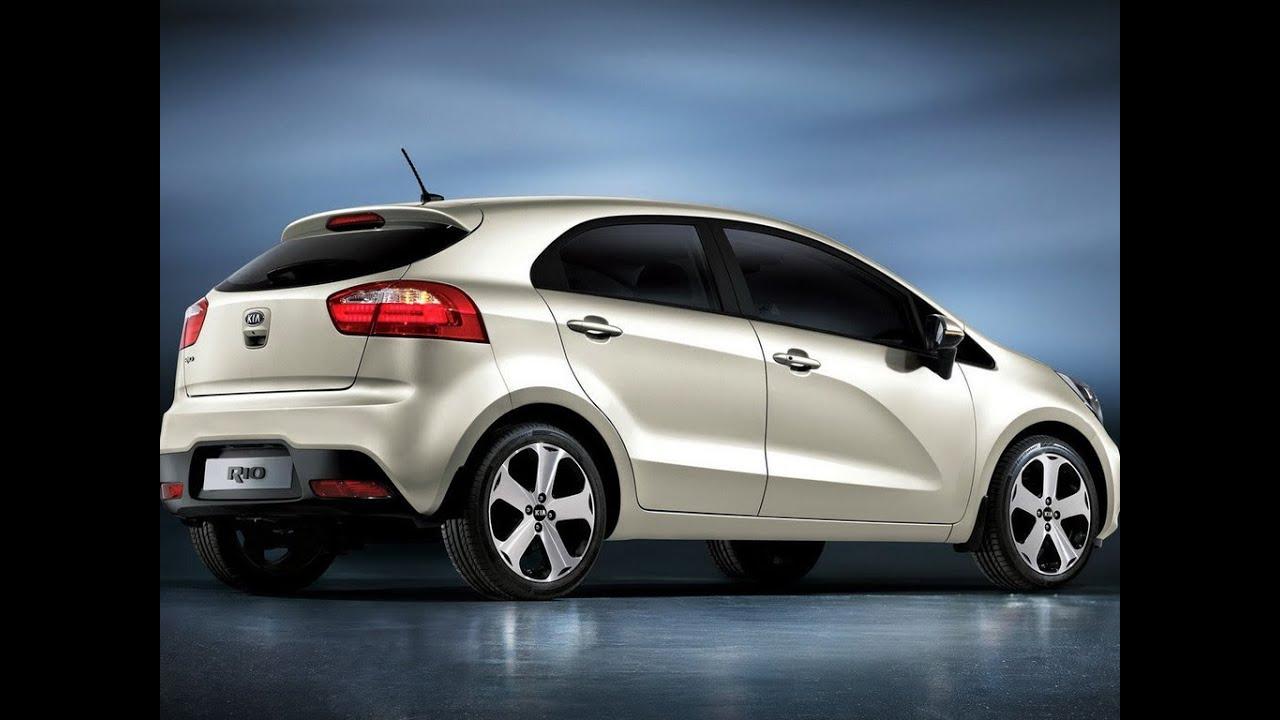 KIA RIO Hatchback auto review AUTO REVIEW  YouTube