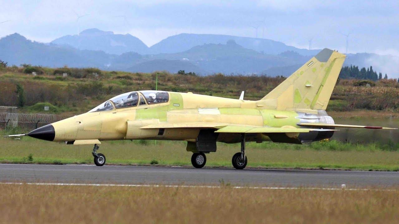 China's FTC-2000G export-version versatile aircraft takes ...