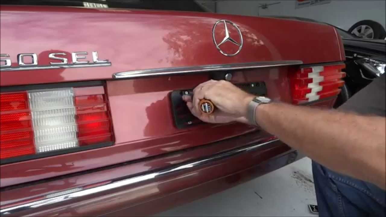 Universal Car Shine - Backing Plate / Number Plate / Plate Cover ...
