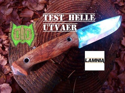 HELLE UTVAER TEST COMPLET (Fr)