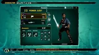 Defiance 2050 - Assassin Class Build (Highest DPS in Game) - Jesimein