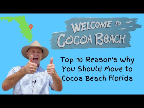 Best Place To Live In Florida Is Cocoa Beach
