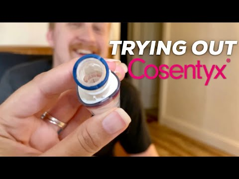 Trying Out Cosentyx (Medicine For Psoriasis)
